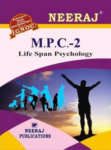 MPC2 Life Span Psychology | English Medium | Neeraj Publications Guide With Question Bank