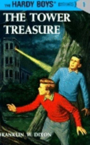 Hardy Boys 01: the Tower Treasure