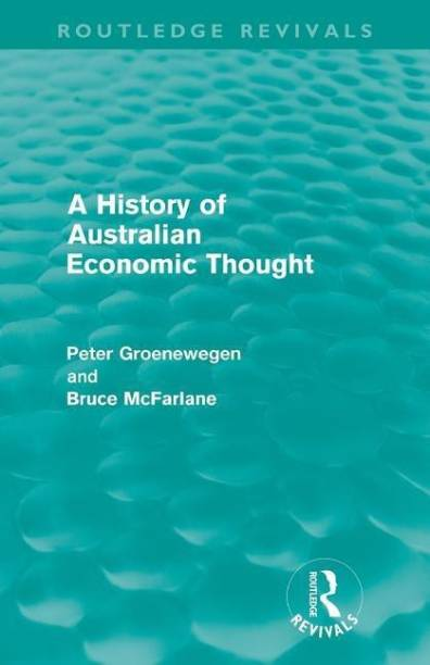 A History of Australian Economic Thought