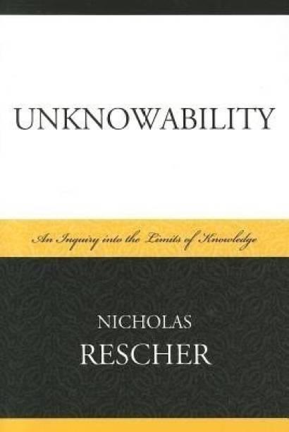 Unknowability