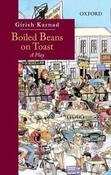 Boiled Beans on Toast