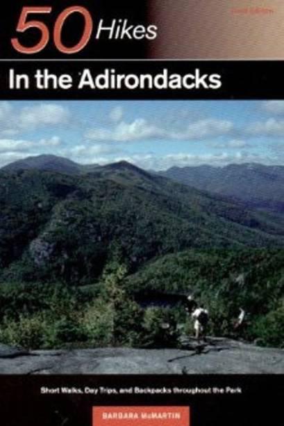 50 HIKES ADIRONDACKS 3E PA