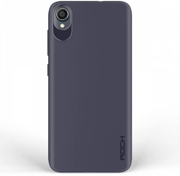 sadgatih Back Cover for Asus ZenFone Lite L1 (Blue, Grip Case, )