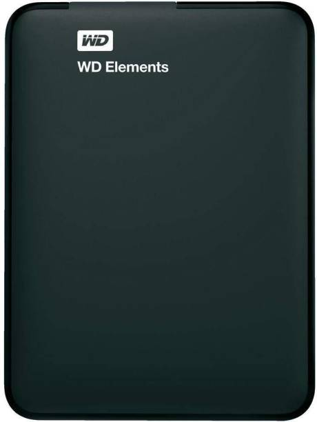 WD Elements 2 TB Wired External Hard Disk Drive
