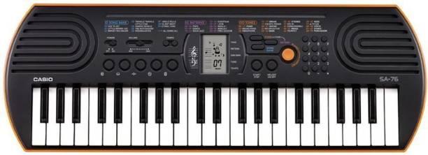 CASIO SA-76 KM15A Digital Portable Keyboard