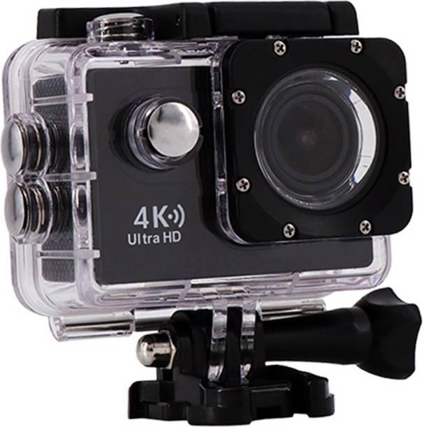 LIZZIE 4K Action Camera WiFi Waterproof underwater diving go Sport Camera HD 1080P Outdoor sports mini Helmet pro action cam DVR Sports and Action Camera