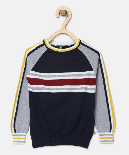 07b7148e9d6d Sweaters For Boys - Buy Boys Sweaters Online At Best Prices In India ...