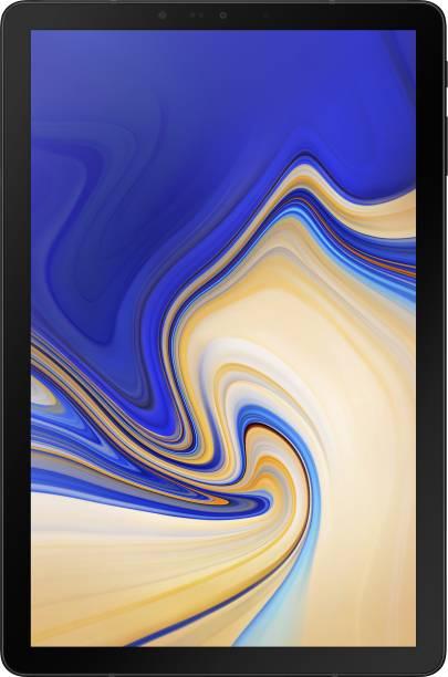 SAMSUNG Galaxy Tab S4 (with Pen) 4 GB RAM 64 GB ROM 10.5 inch with Wi-Fi+4G Tablet (Black)