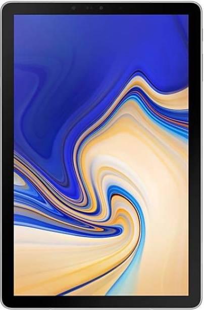 SAMSUNG Galaxy Tab S4 (with Pen) 4 GB RAM 64 GB ROM 10.5 inch with Wi-Fi+4G Tablet (Grey)