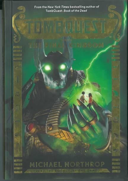 The Final Kingdom (Tombquest, Book 5), Volume 5