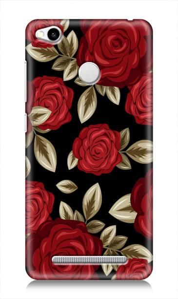 Designer Back Cover for Mi Redmi 3S Prime