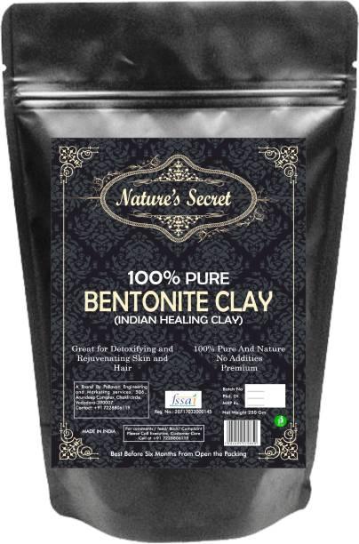 Nature's Secret Organic Bentonite Clay Powder (250)