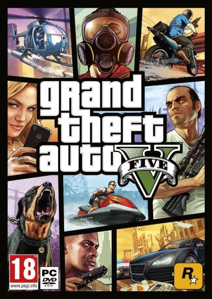 957437efb GTA 5 - Buy Grand Theft Auto V game for PC