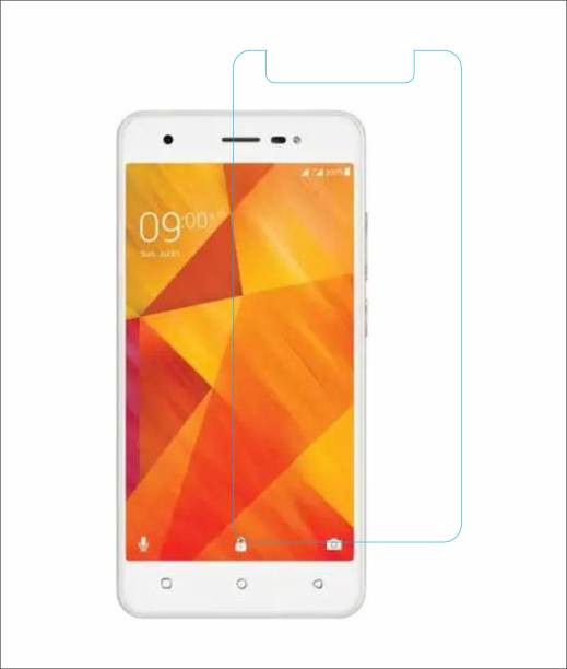 CHAMBU Tempered Glass Guard for Lava Z60s