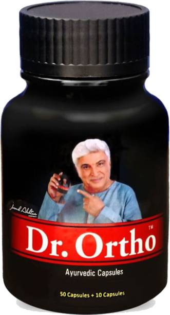 Dr. Ortho AYURVEDIC PAIN RELIEF CAPSULES (60 Caps in each Container)(Pack of 1)