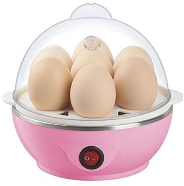 Ketsaal Multifuction Device for Egg, Poach Boil Egg Cooker Boiler Steamer Fully Automatic Power Off Egg Cooker