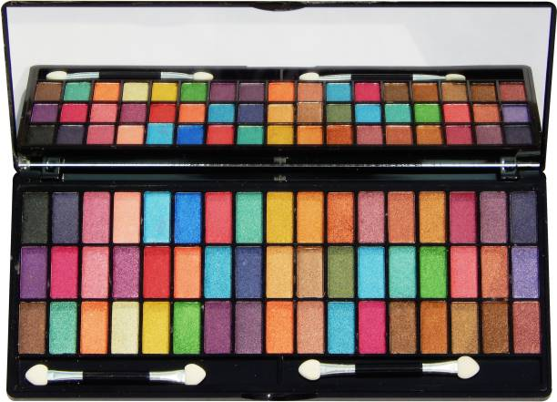 firstzon™ Professional 51 color pigmented eyeshadow palette 47 g