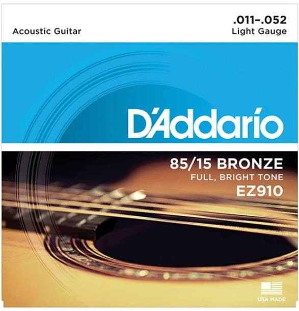 D'ADDARIO Acoustic EZ 910 Guitar String