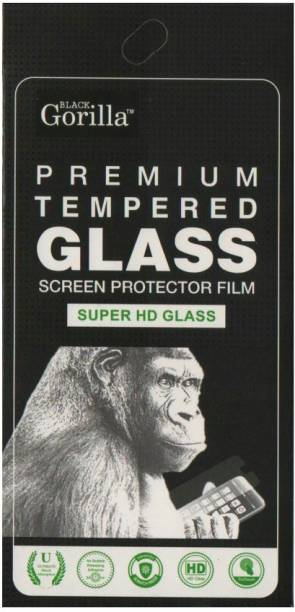 BLACK GORILLA Tempered Glass Guard for Zte Blade Force