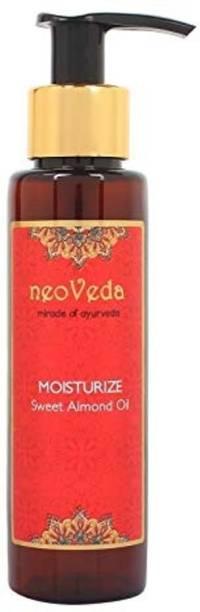 NeoVeda Moisturize Sweet Almond Oil