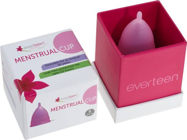 everteen Small Reusable Menstrual Cup