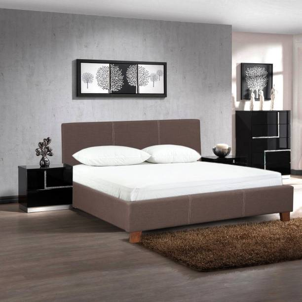 Hometown WILLY Engineered Wood King Bed