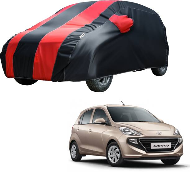 Fit Fly Car Cover For Hyundai Santro (With Mirror Pockets)