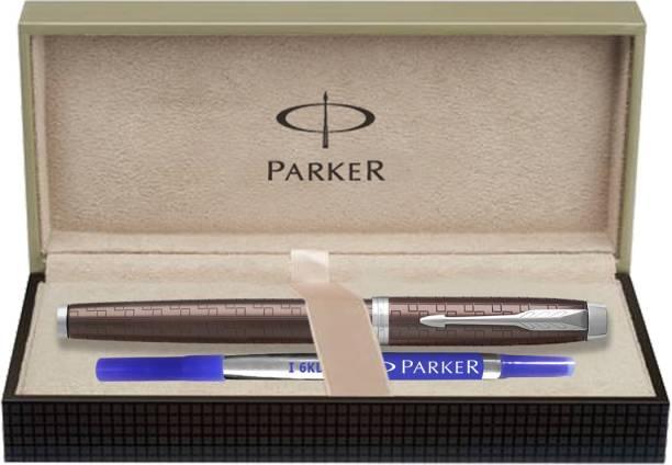 PARKER Im prem brown ct fp Fountain Pen