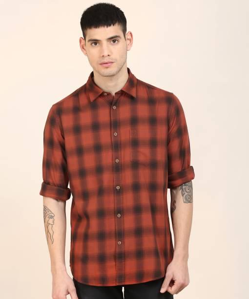 2890333b393 Indian Terrain Casual Party Wear Shirts - Buy Indian Terrain Casual ...