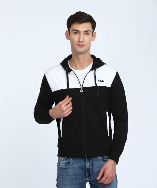 8b9de2b2b4 Fila Sweatshirts - Buy Fila Sweatshirts Online at Best Prices In ...