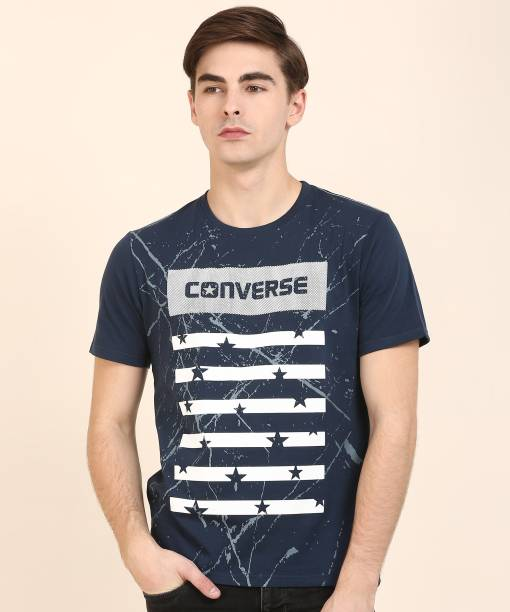 1f7cd6789c38fc Converse Tshirts - Buy Converse Tshirts Online at Best Prices In ...