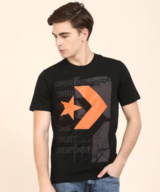 3af0dd0d1c64 Converse Tshirts - Buy Converse Tshirts Online at Best Prices In ...