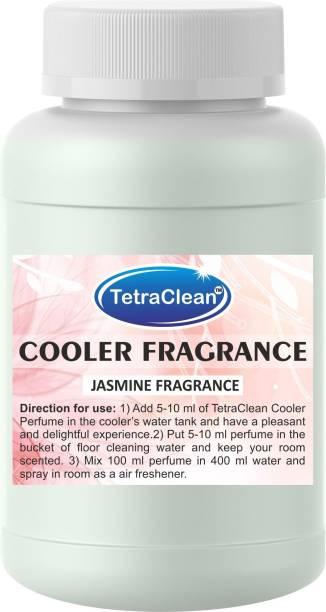 TetraClean Multipurpose Jasmine Fragrance Cooler Perfume ( 250 Ml ) Aroma Oil