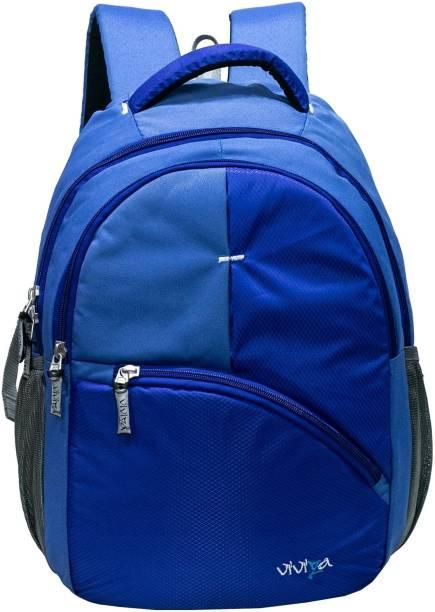 Viviza School Backpack-Royal Blue Waterproof Backpack