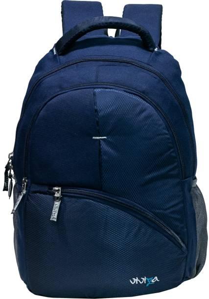 Viviza School Backpack-Navy Blue Waterproof Backpack
