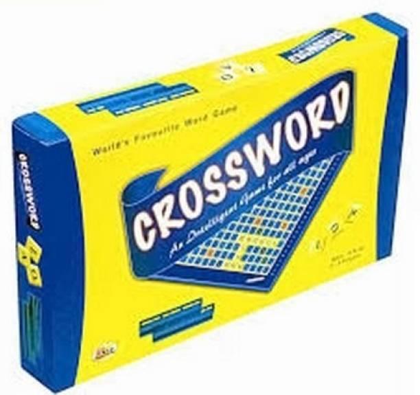 Ekta Crossword Board Word Games Board Game