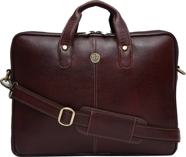 46849b11c8ec Leather Messenger Bags - Buy Leather Messenger Bags online at Best ...