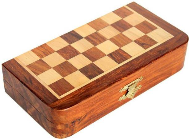 Triple S Handicrafts 56s 4 cm Chess Board