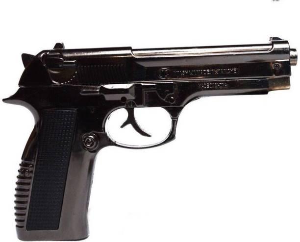 Mannat Socket Gun Shaped Car Cigaratte Lighter with Windproof Jet Flame Car Cigarette Lighter