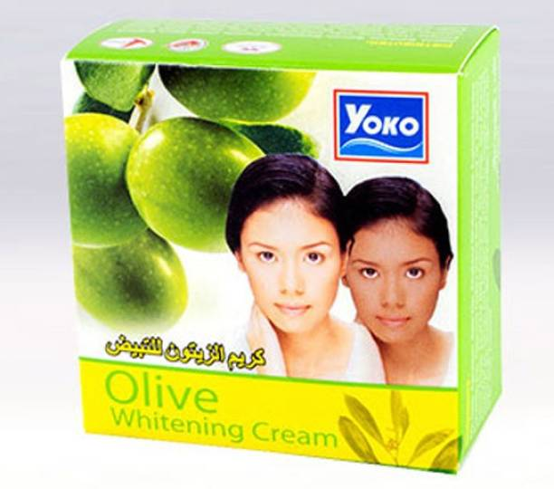 Yoko WHITENING CREAM WITH OLIVE OIL EXTRACTS