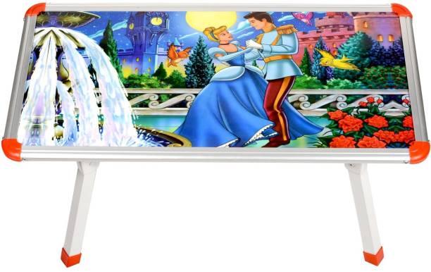 9b61da722 Digionics Princess Design Multi Foldable Eating And Study Multipurpose Bed  Table Engineered Wood Study Table