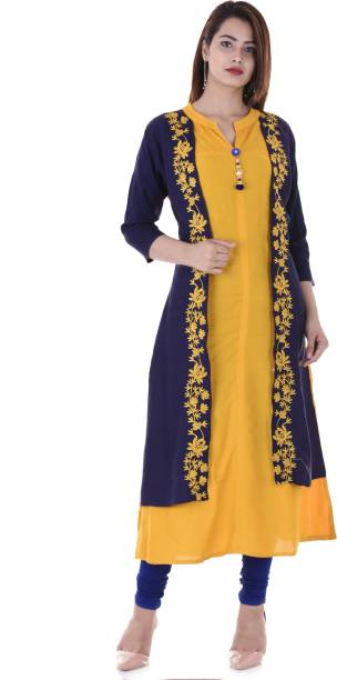 50ca44e9c9f0 Kurti With Jacket - Buy Kurti With Jacket online at Best Prices in ...