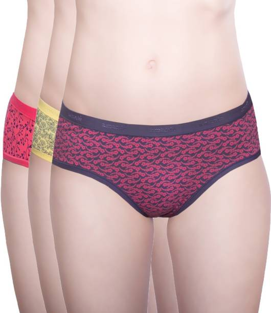 Amante Women Hipster Multicolor Panty