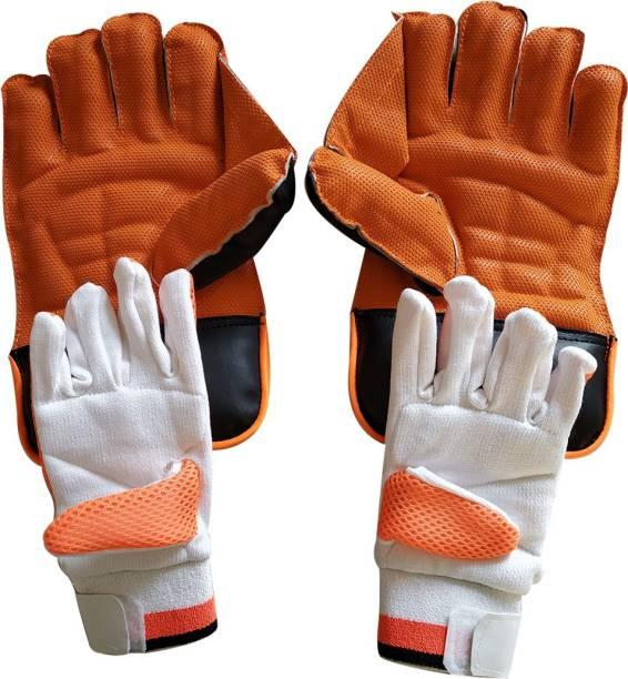 JetFire Youth Wicket Keeping Gloves Combo Wicket Keeping Gloves