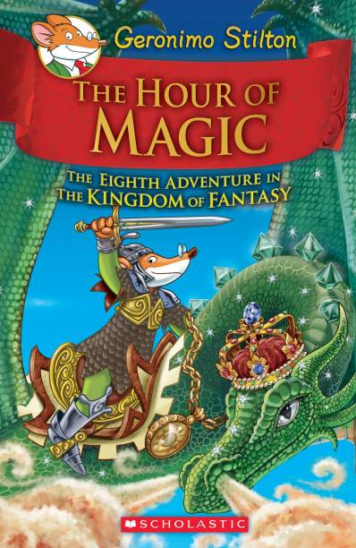 Geronimo Stilton And The Kingdom Of Fantasy #8
