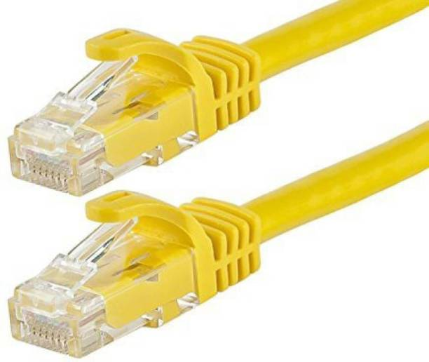 GADGET DEALS (10 meter) RJ45 CAT5E Ethernet Patch Cord 10 m LAN Cable