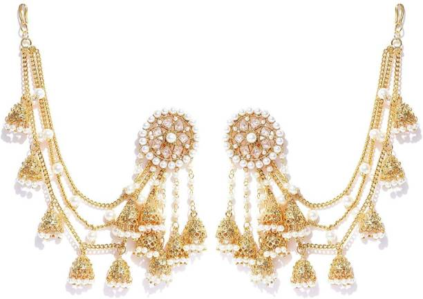 a0cbd35a17 Gold Earrings- Best Gold Earring Designs / Gold Ear Tops For Women ...