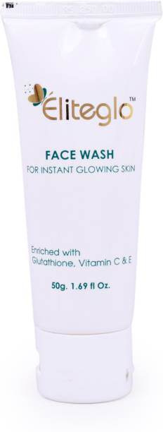 Eliteglo For Glowing Brightening & Blemish Free Clear Skin Face Wash