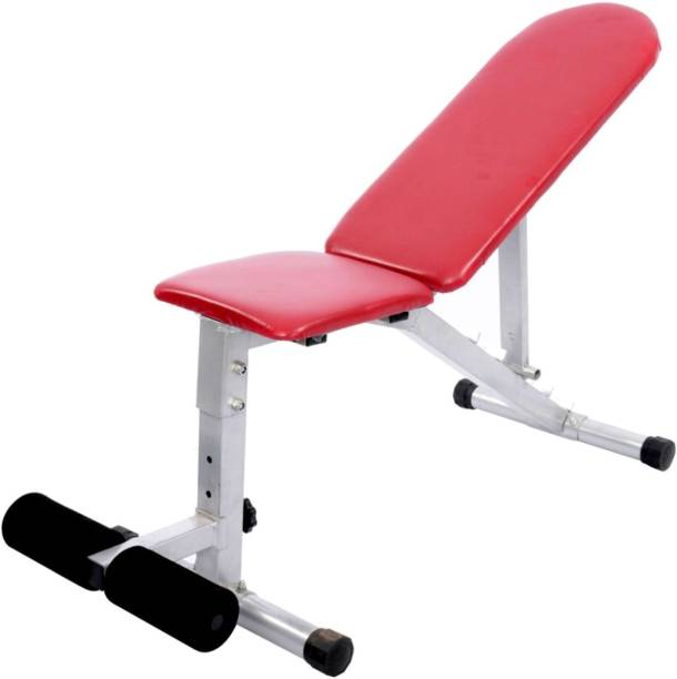 Livestrong Adjustable Flat Incline/ Decline Various Exercises Multipurpose Fitness Bench Multipurpose Fitness Bench