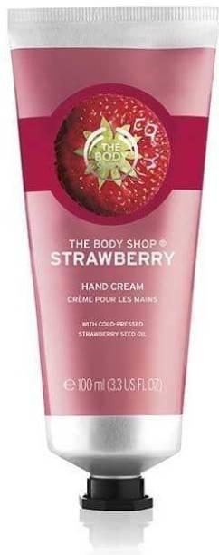 THE BODY SHOP STRAWBERRY HAND CREAM 100 ML